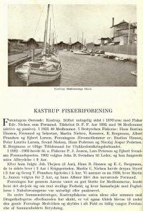 Kastrup Broforening - 1936 - 1